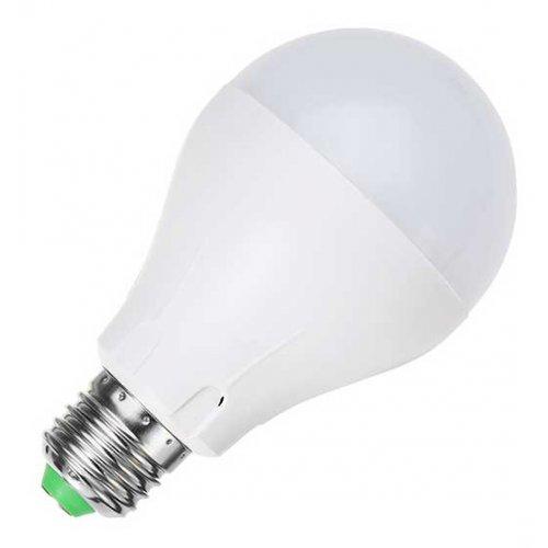 LED Sensor Lampen : 7 Watt E27 LED lamp met Bewegingsmelder Warm Wit