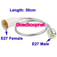 Flexibele E27 lamphouder 50 CM