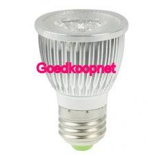 Dimbare E27 LED Spotlamp 6 Watt Helder Wit