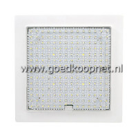 Vierkante LED opbouw wand of plafondlamp