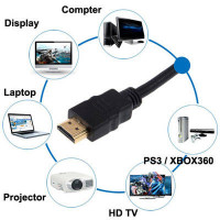 High Speed HDMI Kabel, Lengte 1,5 meter