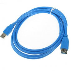 USB 3.0 KABEL A male - A female  5.0 M