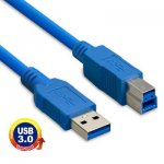 USB 3.0 KABEL A male - B male  3M
