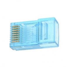 30 Blauwe High-Performance RJ45 Connector Modulaire Plug
