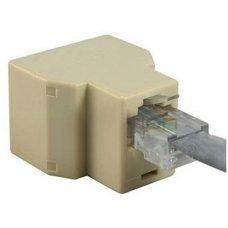 RJ45 1x2 Ethernet Connector Splitter