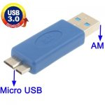 USB 3.0 A Male to Micro-USB Adapter
