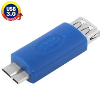 USB 3.0 AF to USB 3.0 Micro-B Male Adapter