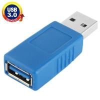 USB 3.0 AM to USB 3.0 AF Cable Adapter